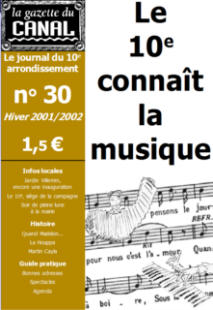 Couverture n° 30