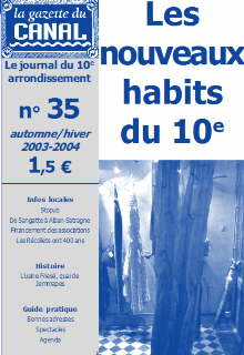 Couverture n° 35